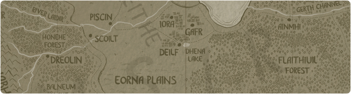 A paper map of Deilf